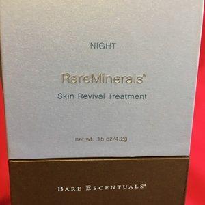 Bare mineral essential night treatment shade tan(